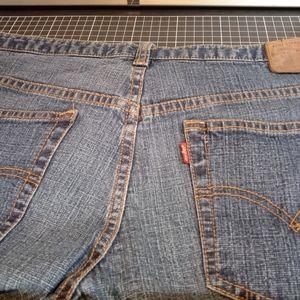 Levi's Men's C52 Jeans 40cm waist 79cm leg